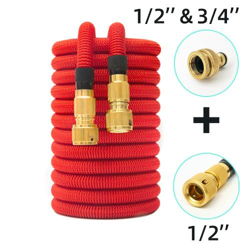 17ft-5m Extended-Red with Connector