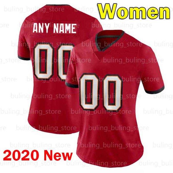 Personalizzato 2020 New Women Jersey (H D)