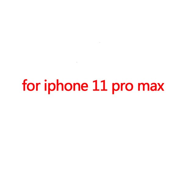Для iPhone 11 Pro Max