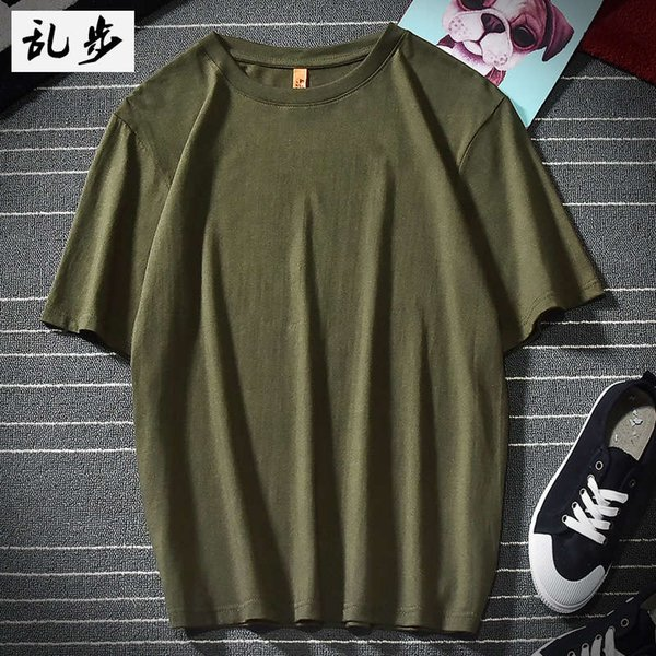 8201 Army Green - 200g Cotton