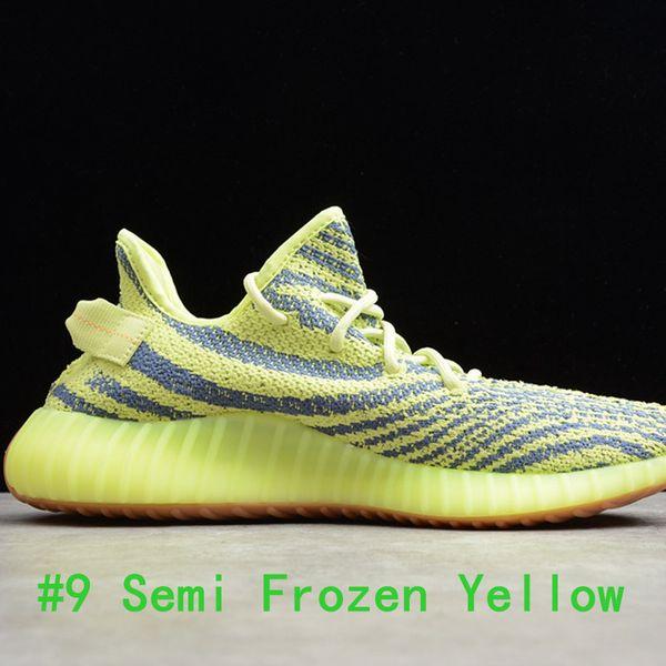 # 9 yarı donmuş sarı