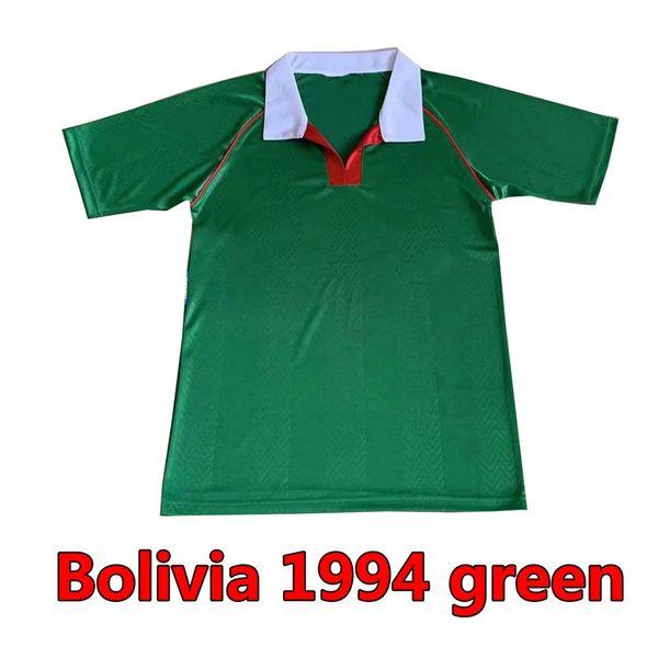 Bolivien Retro 1994 grün
