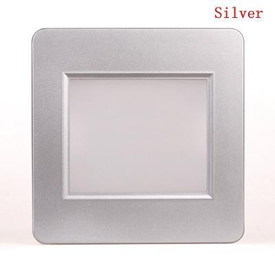 Silver NO 86 box Warm White (2700-3500K)