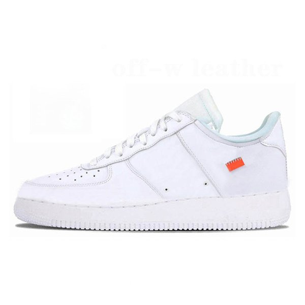 B4 Offf-White White Cuero