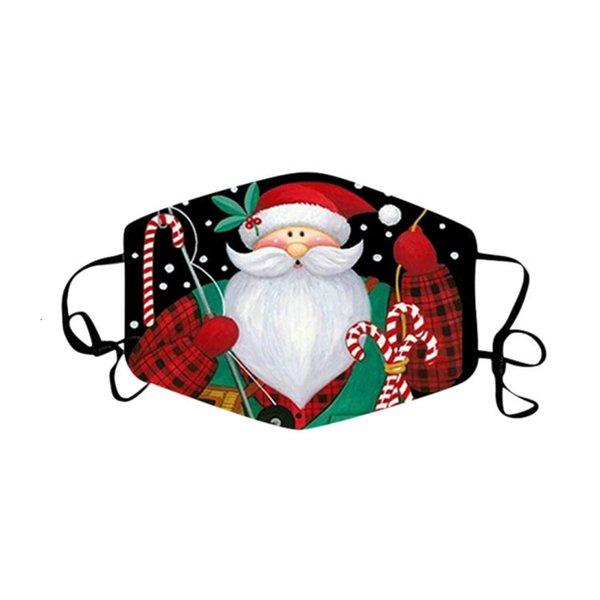 Weihnachten Mask