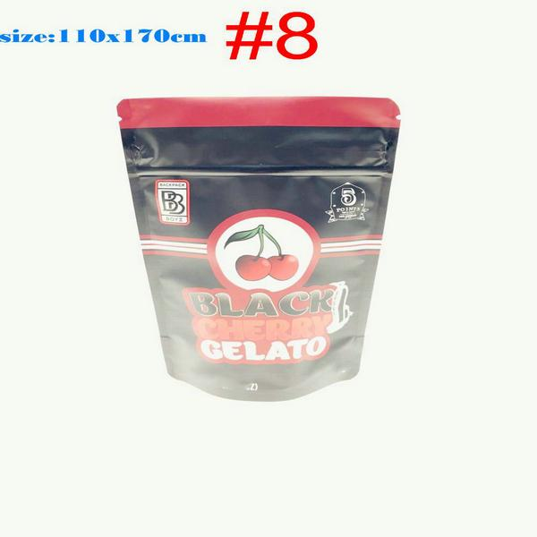 1 # Negro cereza Gelato