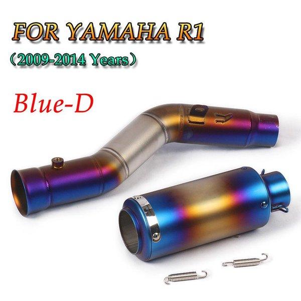 Blue-D