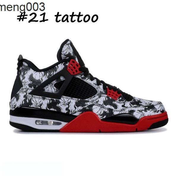 21 tatouage