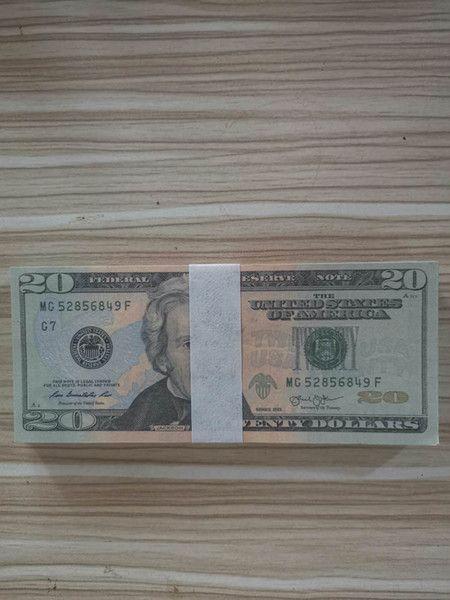20 US dollar
