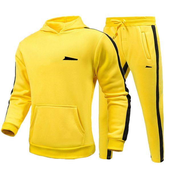 Желтый + черный логотип