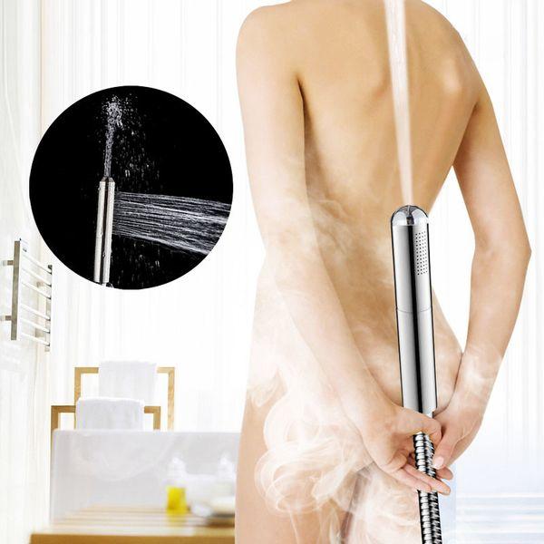 top popular Wetips Stainless Steel Handheld Spray Hygienic Shower Household Toilet Bidet Tap Douche Bidet Shower Portable Bidet Sprayer C0127 2021