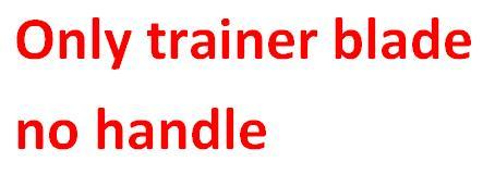 trainer blade only