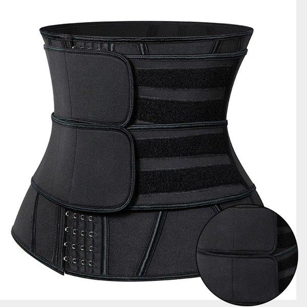 Black Dos Cinturones