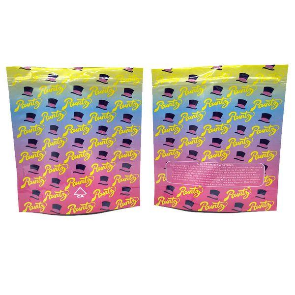 L Tamanho Runtz Bags (6,1 * 8.8in)