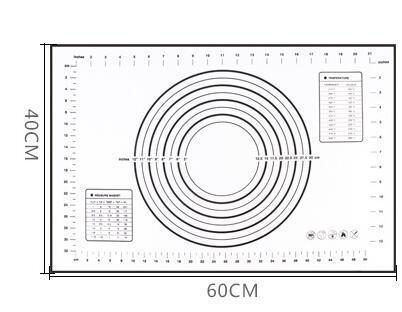 60x40cm (negro)
