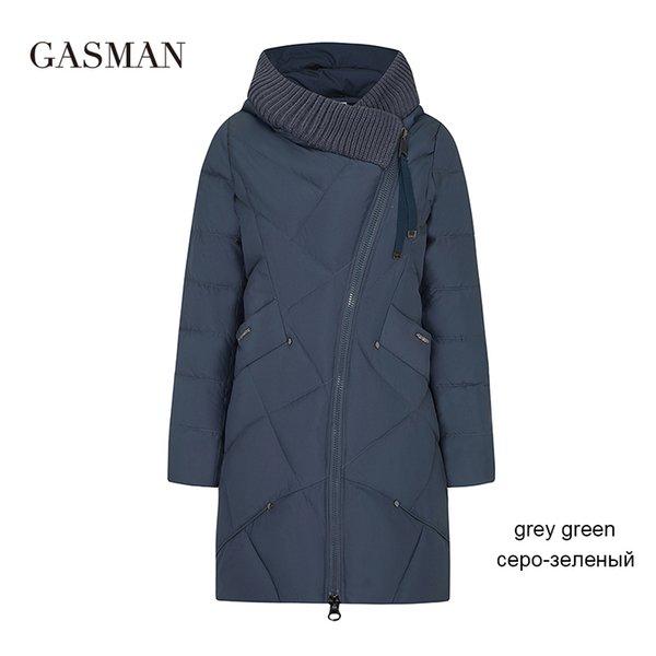 423grey Yeşil-6XL
