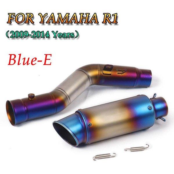 Blue-E