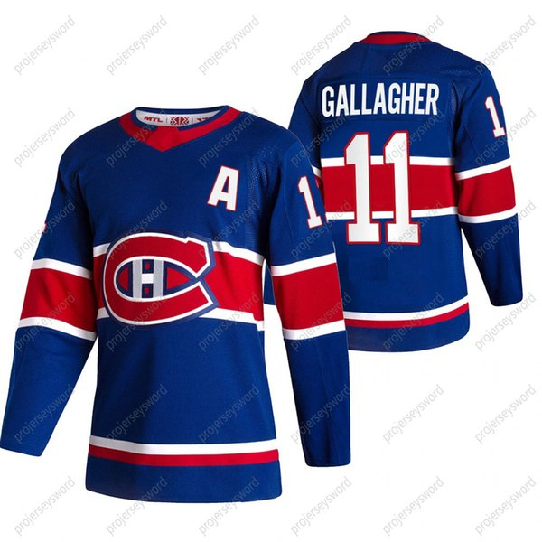 11 Brendan Gallagher.