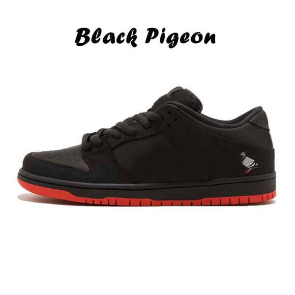 20 블랙 비둘기