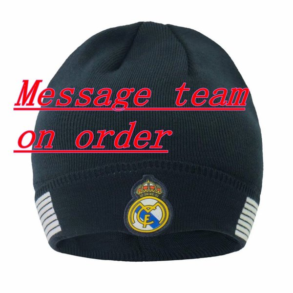 Message team on order