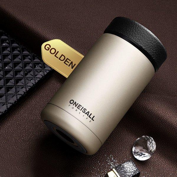 304 Ss Golden-680ml