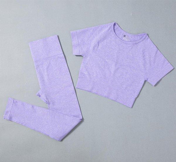 Фиолетовый бюстгальтер легание
