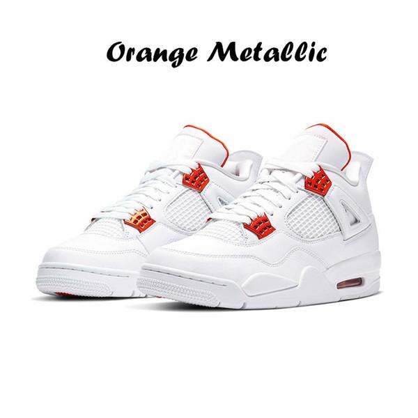 21 orange métallique