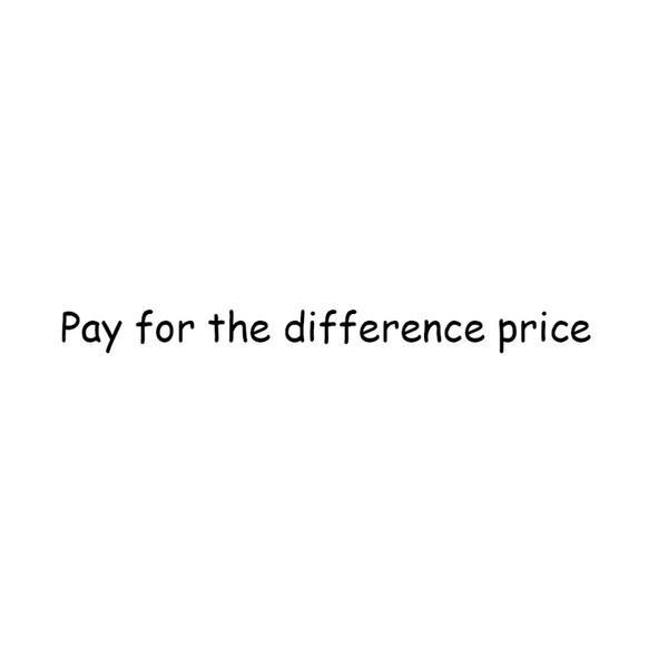 Pagare per la differenza Prezzo