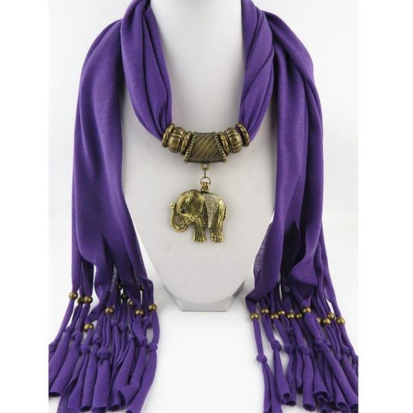 Dark Purple-Drill 180cmx45cm