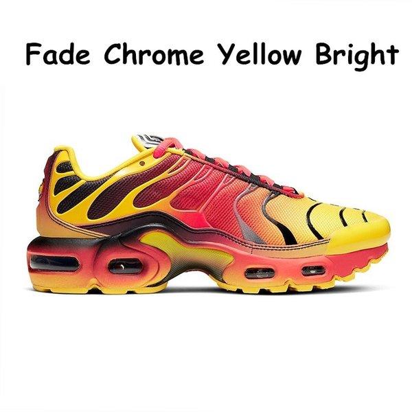 33 FADE chromé jaune brillant 40-45