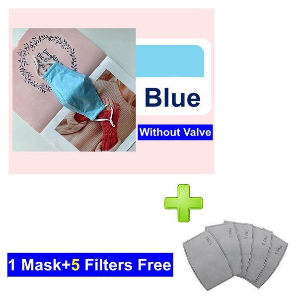 Azul sin Válvula