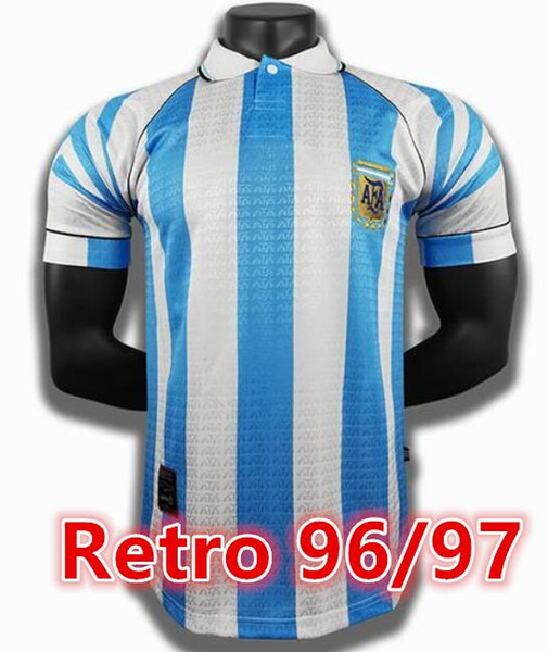 96/97 Argentina Home.