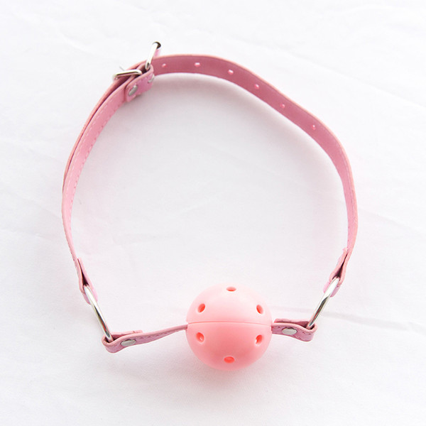 for gag ball open bondage leather restraints bdsm harness fixation fetish games erotic mouth toys oral couples products vcasd
