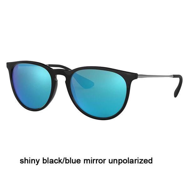601/55 Miroir noir / bleu