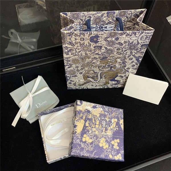 Embalagem azul individual