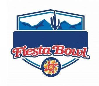 Fiesta Bowl patch