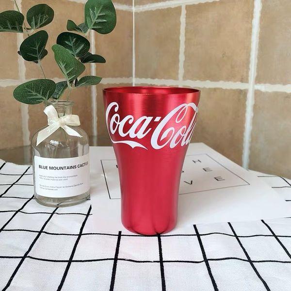 2pcs Coca Red
