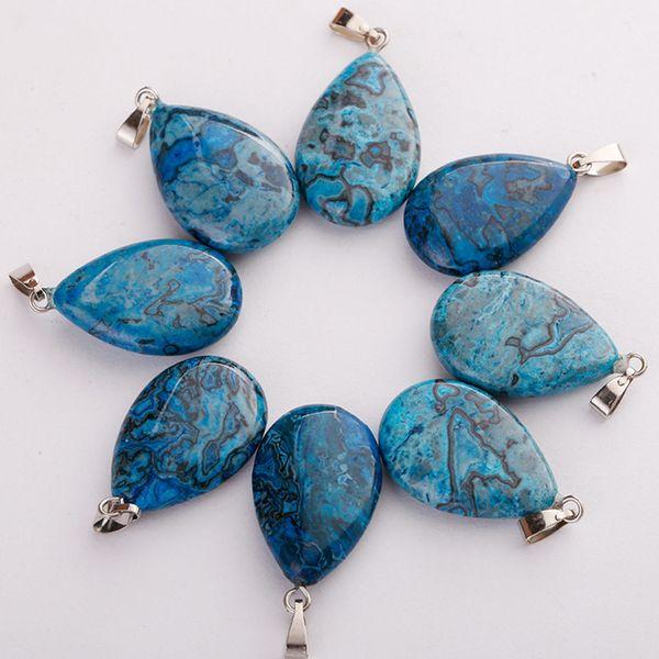 Blaue Achat