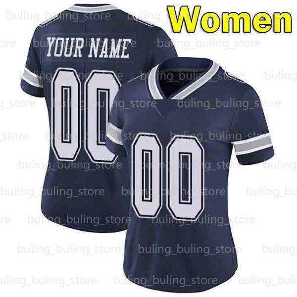 Jersey delle donne personalizzate (N Z)