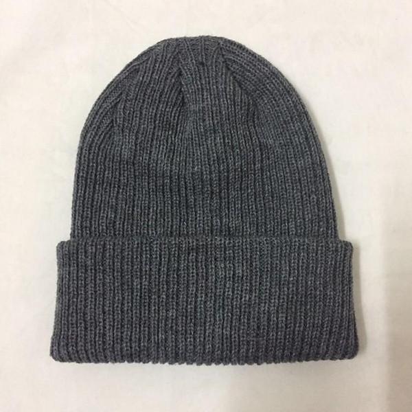 Dark Grey One Size