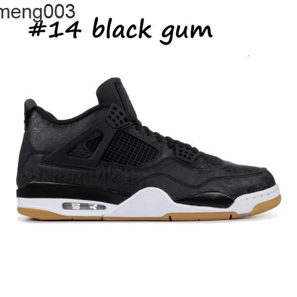 14 gomme noire