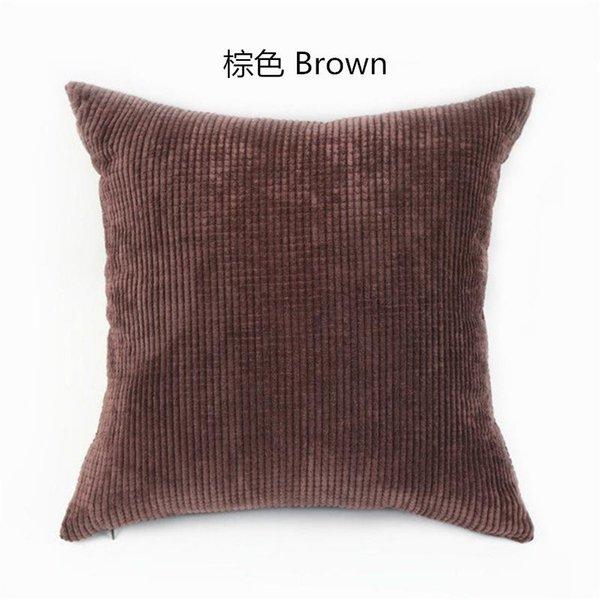 Small plaid Brown