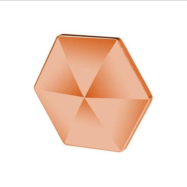 Оранжевый - шестиугольник