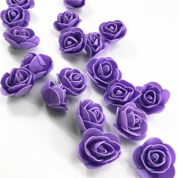 144pcs púrpura