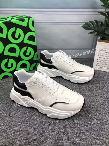 2021the new platform running shoes Spruce Tropical white black high low skate mens womens trainers casual sports sneakers ml201111