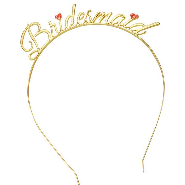 Bridsmaid Gold.