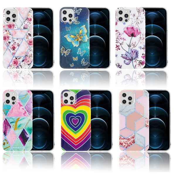 top popular Mixed Phone Accessories order Shockproof Hard Case for iPhone 6 6S 7 8 Plus X XS MAX XR 11 pro Case Back Cover S10 S20 Huawei Samsung Apple 2021