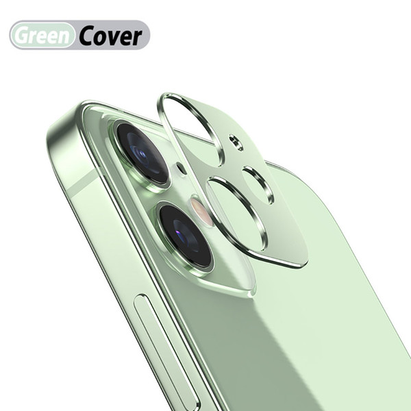 For iPhone 12(5.4) Green