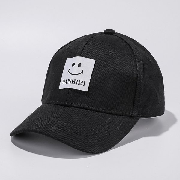 C3170-1 grand sourire noir
