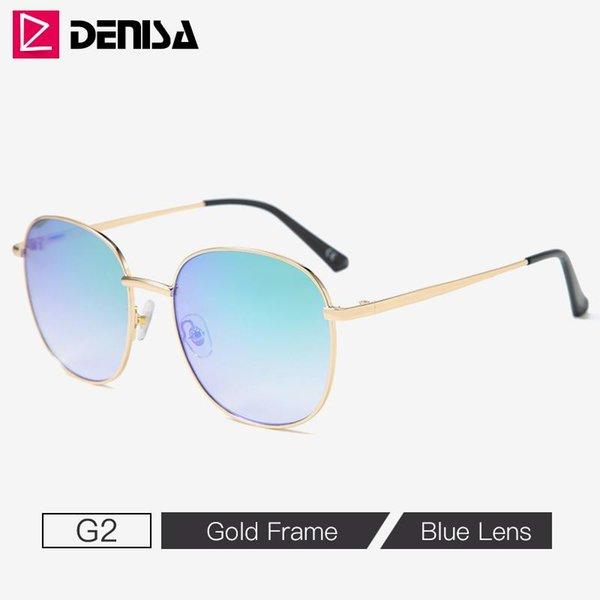 G2 blaue Sonnenbrille